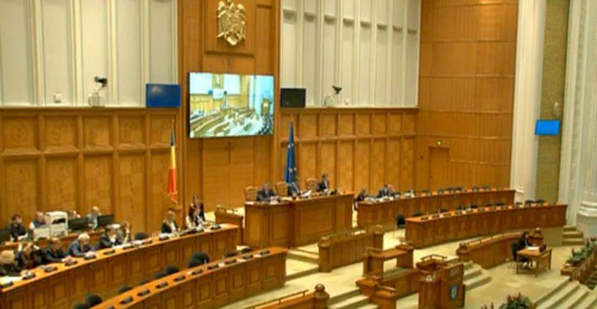 sesiunea-extraodinara-a-parlamentului-incepe-astazi-/-eliminarea-pensiilor-speciale-si-asumarea-raspunderii-guvernului-pe-alegerea-primarilor-in-doua-tururi,-pe-agenda