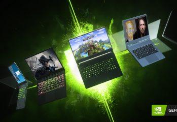 Nvidia anunta peste 100 de laptopuri noi – WASD.ro