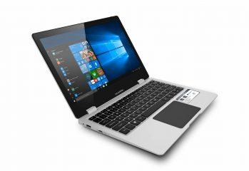 Allview Allbook Y-100 – notebook cu ecran ce se rotește la 360 grade, preț de 1399 lei – Gadget.ro