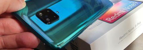 Redmi Note 9 Pro Unboxing + primele impresii: cel mai arătos spate de telefon midrange, procesor Snapdragon nou (Video) – Mobilissimo.ro
