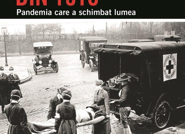 """noutati-editoriale-corint:-""""gripa-spaniola-din-1918.-pandemia-care-a-schimbat-lumea""""-de-laura-spinney"""