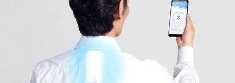Sony a lansat comercial un aparat de aer condiţionat purtabil ce poate fi ascuns sub un tricou – Gadget.ro