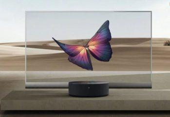 Xiaomi revoluţionează tehnologia televizoarelor şi aduce în case primul televizor transparent – Mediafax