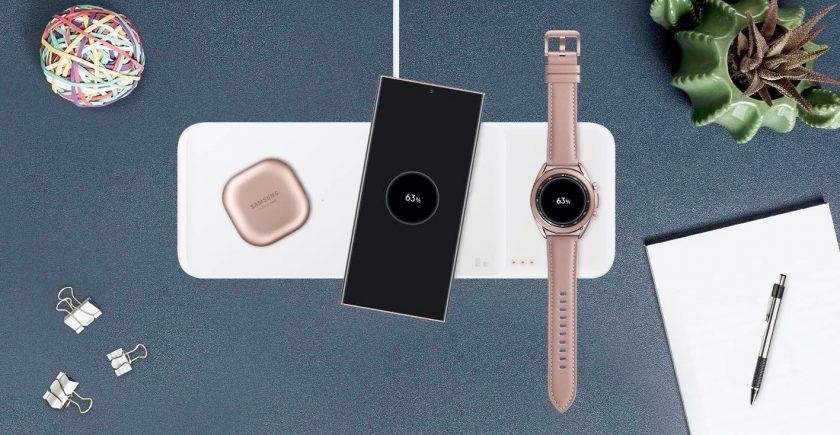 Samsung Wireless Charger Trio se pregătește de lansarea comercială; Apare în imagini și poate încărca 3 device-uri simultan – Mobilissimo.ro