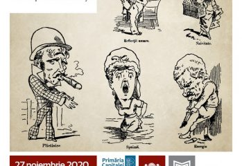 caricaturi-realizate-intre-anii-1850-1989-vor-fi-expuse-la-palatul-sutu