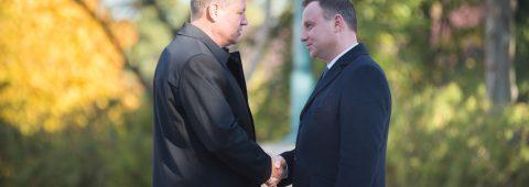 """presedintele-poloniei-vine-in-romania:-securitatea-regionala-pe-agenda-discutiilor-cu-iohannis-/-cei-doi-lideri-vor-fi-prezenti-la-exercitiul-militar-""""justice-sword-21"""""""